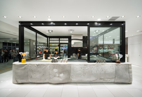 «Papabubble» в Токио: проект «Schemata Architecture Office»