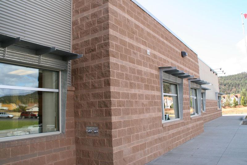 Мы рассказываем... О различных стилях бетонных блоков